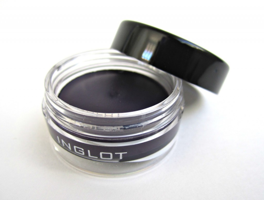 Inglot AMC Eyeliner Gel 75 Review