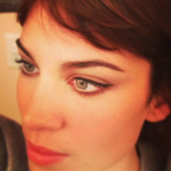 Alexa-Chung-showed-off-her-gorgeous-eyelinerSource-Instagram-user-chungalexa