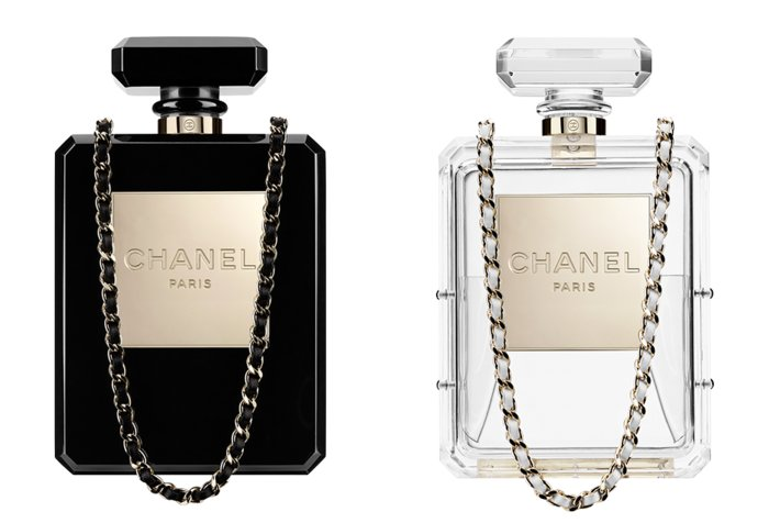 chanel-perfume-no-5-bag-black-white-evening-bag