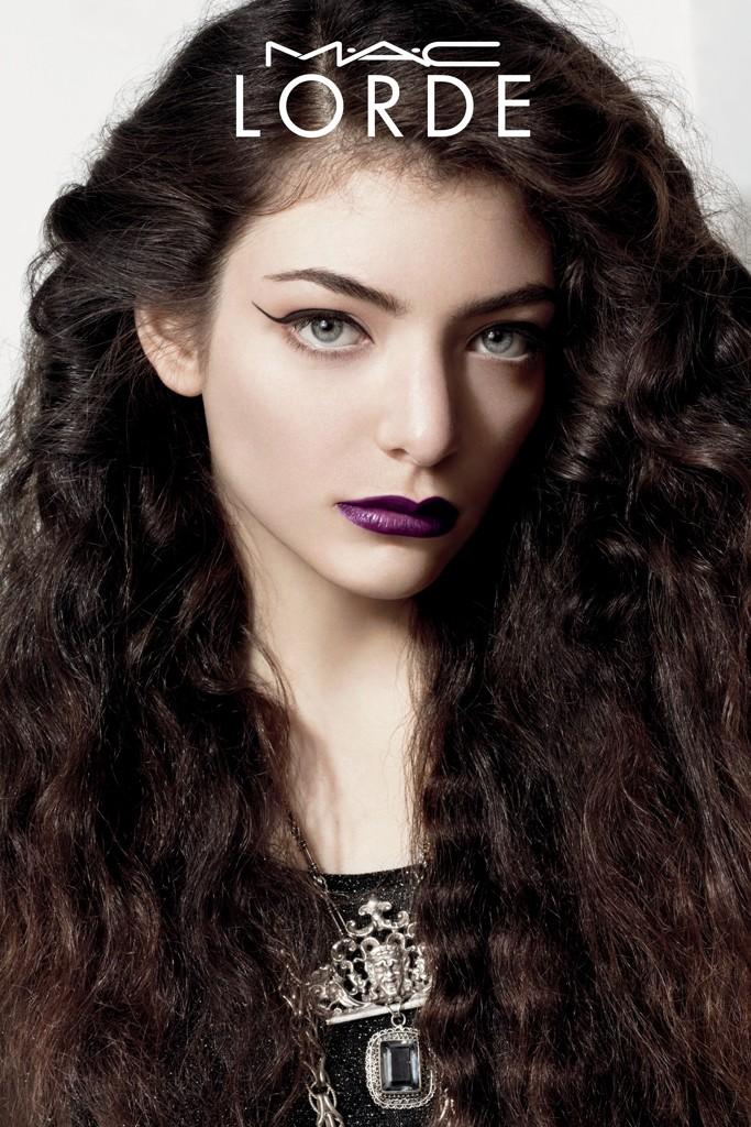 lorde-mac-cosmetics-poster