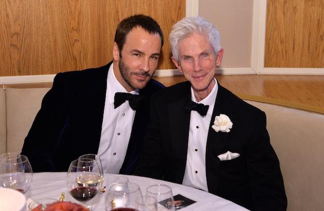 2014 Vanity Fair Oscar Party Hosted By Graydon Carter - Dinner