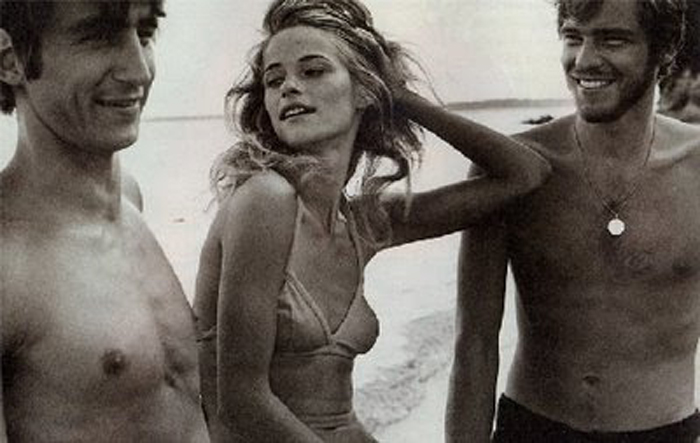 Charlotte+Rampling+young