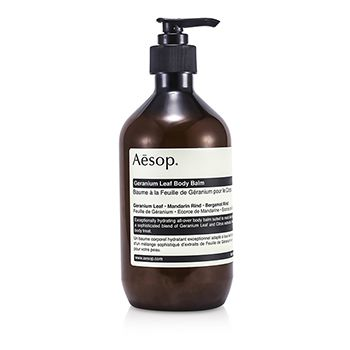 AESOP – Geranium Leap Body Balm