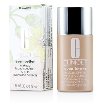Clinique – Even Better Makeup SPF15