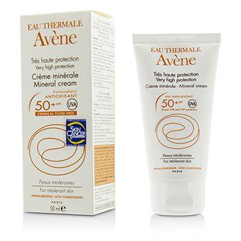 Avene – Mineral Cream 50 SPF