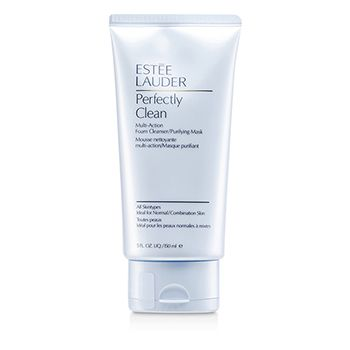 Estee Lauder – Perfectly Clean Foam Cleanser / Purifying Mask